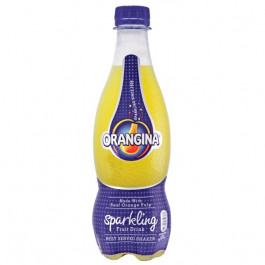 Orangina Sparkling Orange Juice 420ml - Case of 12