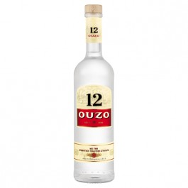 Ouzo 12 70cl - Case of 6