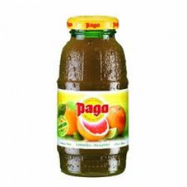 Pago Pink Grapefruit 200ml - Case of 12