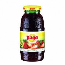 Pago Strawberry 200ml - Case of 24
