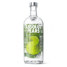Absolut Pears Vodka 70cl - Case of 6