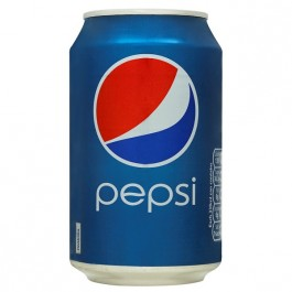 Pepsi can 330ml - Case of 24