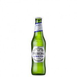 Peroni Nastro Libera Alcohol-Free Beer NRB 330ml - Case of 24