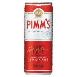 Pimms & Lemonade 250ml Can 250ml - Case of 12