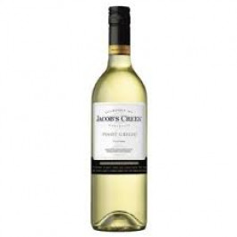 Jacob's Creek Pinot Grigio Wine 75cl - Case of 6