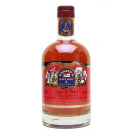 Pusser's Rum 15 YO 70cl - Case of 6