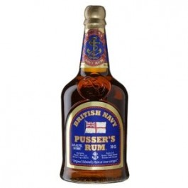 Pusser's Rum Blue Label 70cl - Case of 6