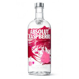 Absolut Raspberri Vodka 70cl - Case of 6