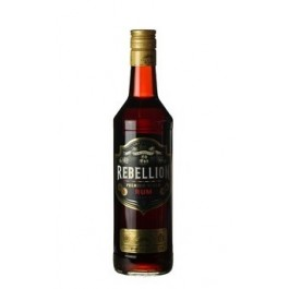 Rebellion Black Rum 70cl