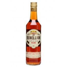 Rebellion Spiced Rum 70cl - Case of 6