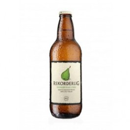 Rekorderlig Pear Cider NRB 500ml - Case of 15