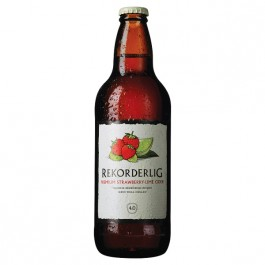 Rekorderlig Strawberry & Lime Cider NRB 500ml - Case of 15