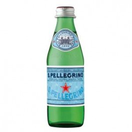 San Pellegrino Sparkling Water NRB 250ml - Case of 24