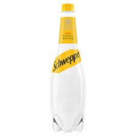 Schweppes Indian Tonic Water 1 Litre - Case of 6