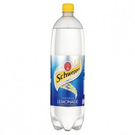 Schweppes Lemonade 1.5 Litre - Case of 12