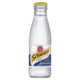 Schweppes Lemonade NRB 125ml - Case of 24