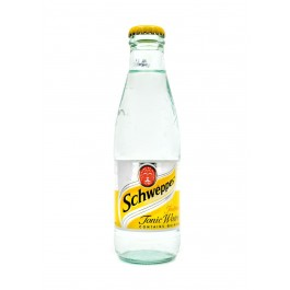 Schweppes Indian Tonic Water NRB 200ml - Case of 24