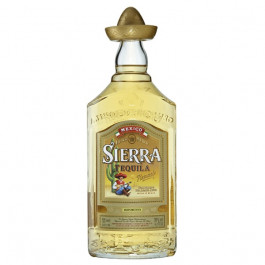 Sierra Gold Tequila 70cl - Case of 6