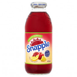 Snapple Fruit Punch Juice NRB 473ml - Case of 12