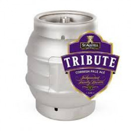 St Austell Tribute Ale Keg (9 Gallons)