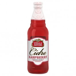 Stella Artois Cidre Rasberry 500ml - Case of 12