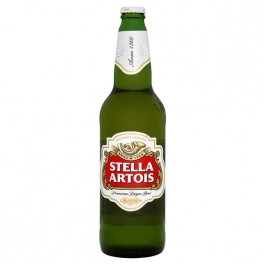 Stella Artois Beer NRB 660ml - Case of 12