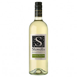 Stowells Chardonnay Pinot Grigio Wine 75cl - Case of 6