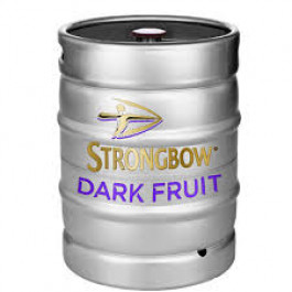 Strongbow Dark Fruit Cider Keg 50 Litre (11 Gallon)