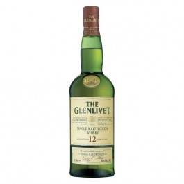 The Glenlivet 12 YO Whisky 70cl