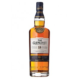 The Glenlivet 18 YO Whisky 70cl
