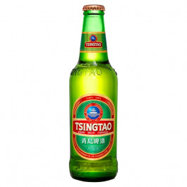 Tsingtao Beer NRB 640ml - Case of 12
