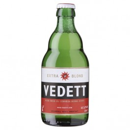 Vedett Lager Beer NRB 330ml - Case of 24