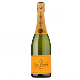 Veuve Clicquot Brut Champagne 75cl - Case of 6