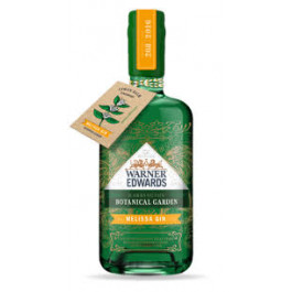 Warner Edwards Melissa Lemon Gin 70cl