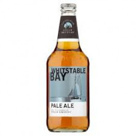 Whitstable Bay Pale Ale NRB 500ml - Case of 8