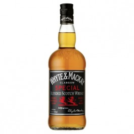 Whyte & Mackay Whisky 70cl PM £13.99 - Case of 6