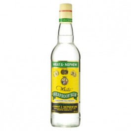 Wray & Nephew Overproof Rum 70cl - Case of 6