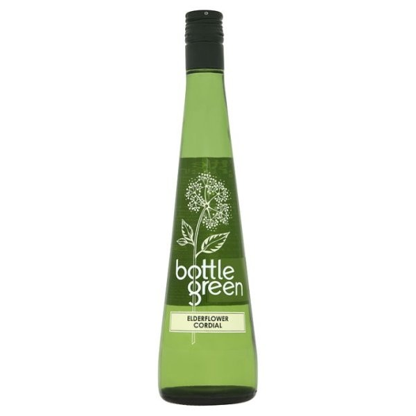 Bottle Green Elderflower Cordial 500ml - Case of 6 Online ...