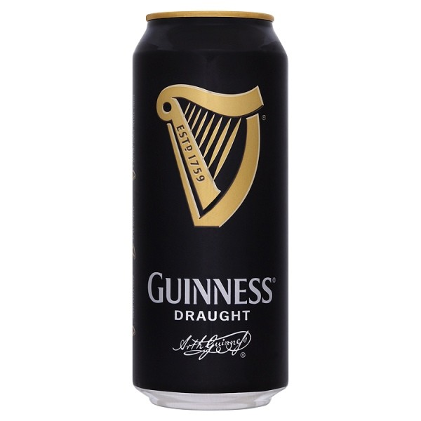 Guinness Draught Beer can 440ml - Case of 24 Online Cash ...