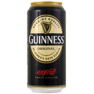 Guinness Original Beer can 500ml - Case of 24 Online Cash ...