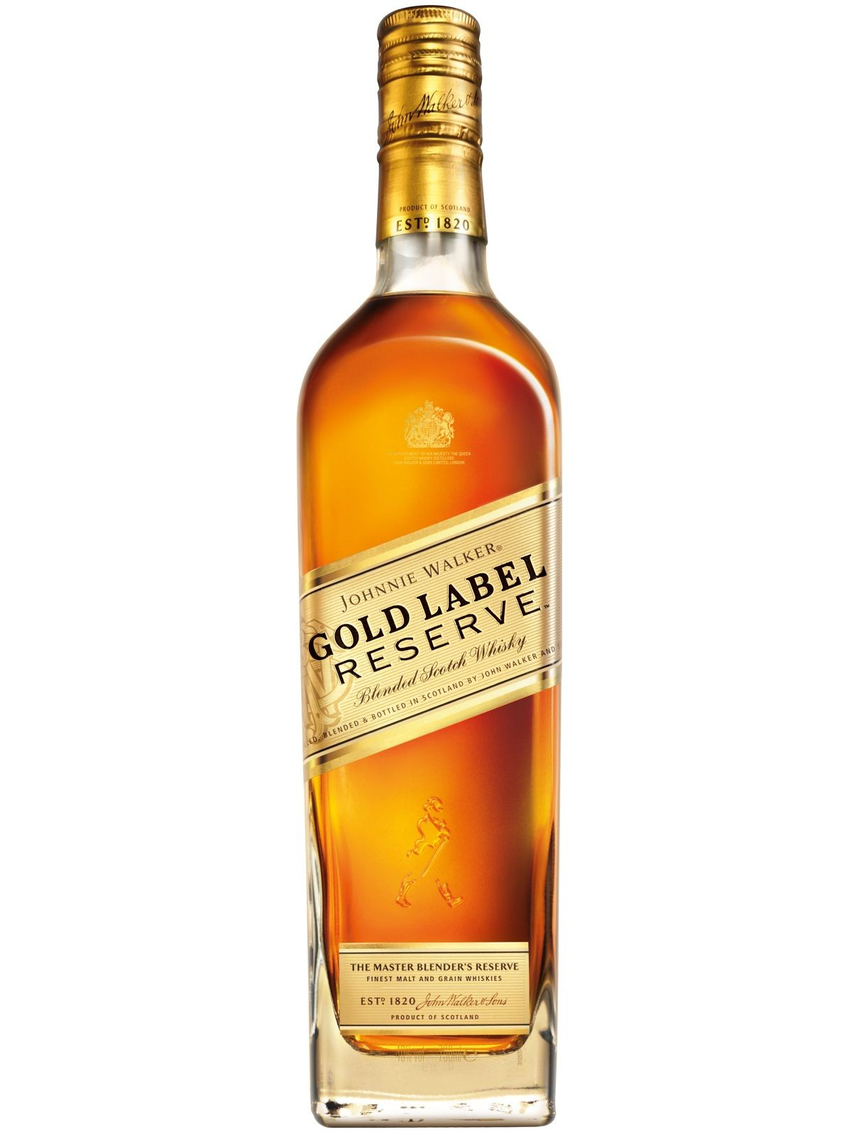 This is a photo of Versatile Mekong Whisky Gold Label