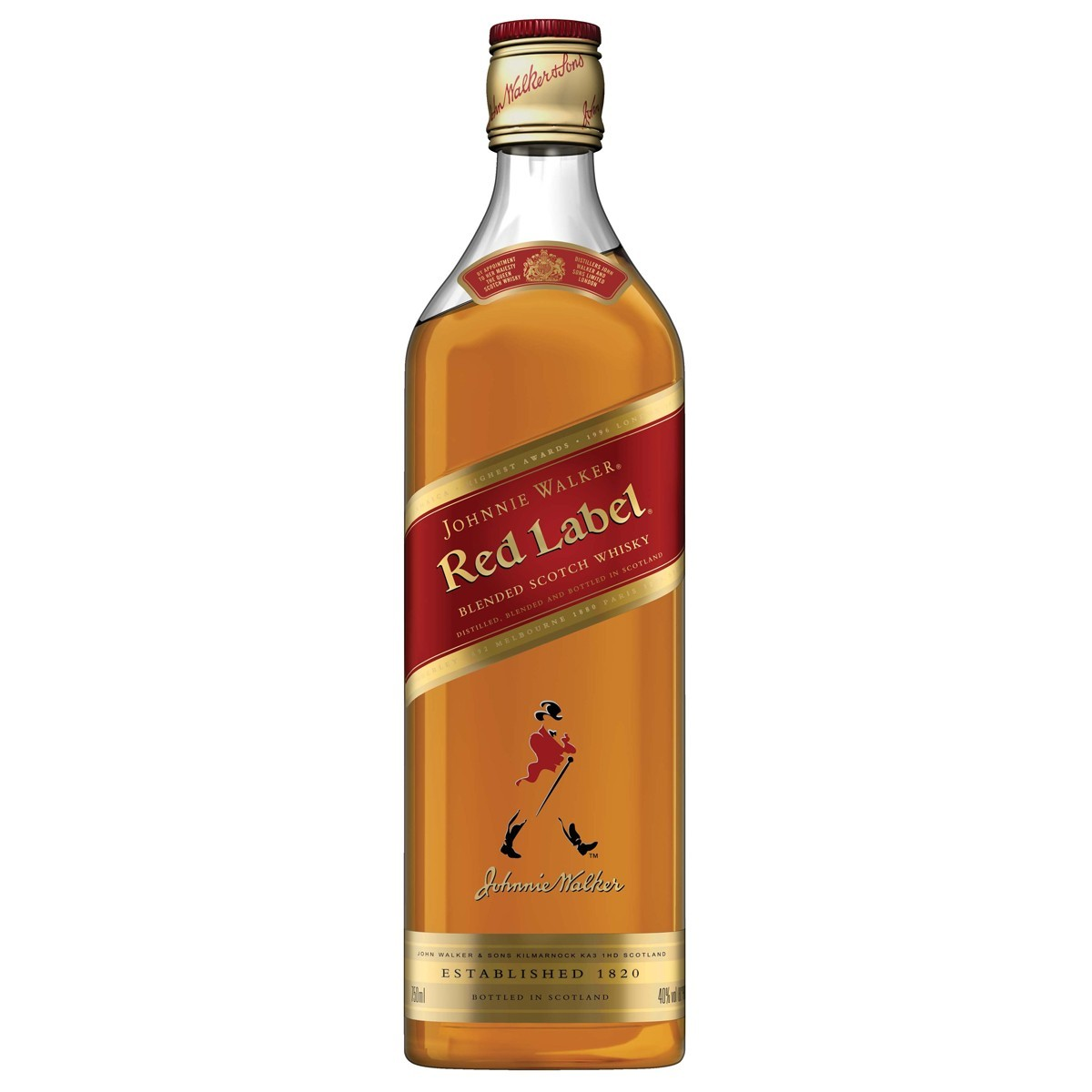 Johnnie Walker Red Label Whisky 70cl Online Cash And Carry