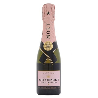 25ff2ea0f19 buy Moet   Chandon Imperial Rose Champagne 20cl Online Cash And ...