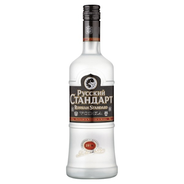 russian standard vodka case study To increase russian standard vodka's rtd market share  touchpoints  p18-21 and studying: likelihood to notice advertising br.