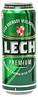 Lech Lager Beer can 500ml - Case of 24