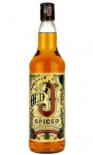 Admiral Vernon's Old J Spiced Rum 70cl - Case of 6