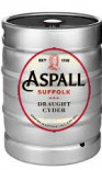 Aspall Suffolk Draught Cyder Keg 50 Litre (11 Gallon)