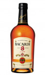 Bacardi 8 YO Rum 70cl - Case of 6