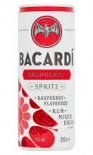 Bacardi Raspberry Spritz Alcopops Can 250ml - Case of 12