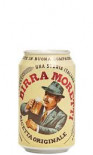 Birra Moretti Beer can 330ml - Case of 24